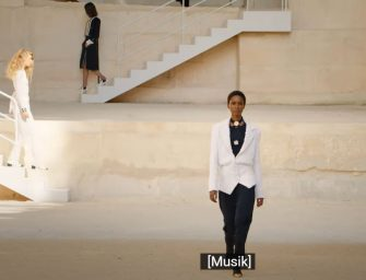 CHANEL Show – Kollektion CRUICE – Look Sommer 2021/22