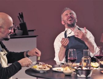 Leichte Kost – Böhmi brutzelt mit Knast-Rapper XATAR