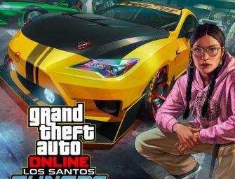 GTA 5 ONLINE: LOS SANTOS TUNERS ist jetzt da