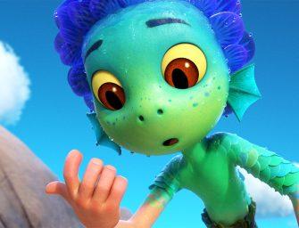 LUCA – Disney Animationskomödie ist Spaß, Adventure und Eiscreme